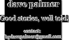 dave palmer business card